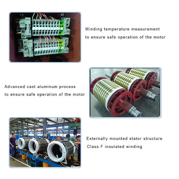 High Quality High Voltage Motor