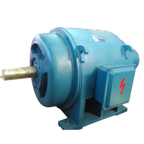 Wound Rotor Slip Ring Motor