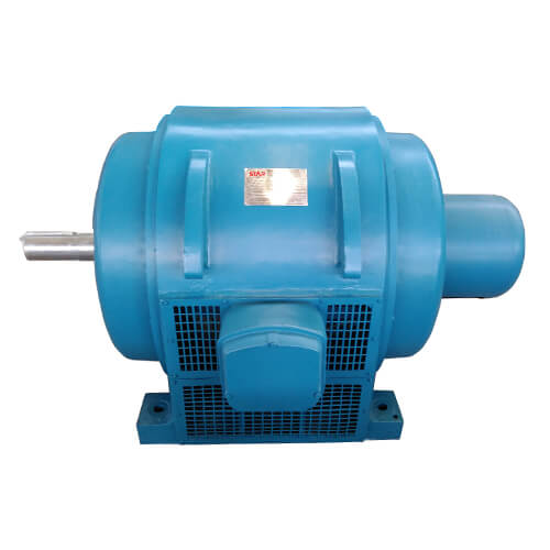 Asynchronous Slip Ring Motor