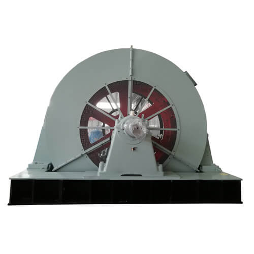 187.5RPM 400KW Synchronous Motor